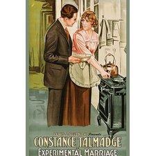 'Experimental Marriage' Vintage Advertisement