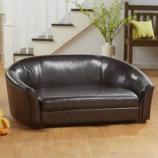 Lily Dorchester Storage Dog Sofa with Cushion