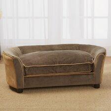 Panache Dog Sofa with Cushion
