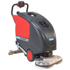 """25"""" Battery Auto Scrubber Dryer with Chemical Dosing System and Gel Battery"""