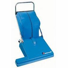 0.63 Peak HP Wide Area Upright Carpet Vacuum Wet / Dry Vacuum