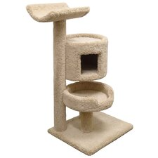 "45"" Premier Bungalow Cat Tree"