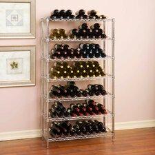 UltraZinc 168 Bottle Floor Wine Rack