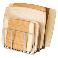 Cutting Board & Bakeware Organizer Rack