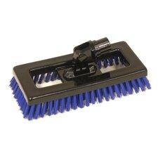 Swivel Deck Brush BLK Bristles
