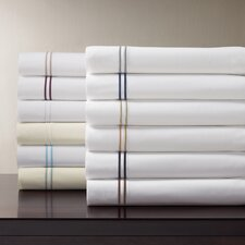 Grande Hotel Egyptian Quality Cotton Percale Fitted Sheet