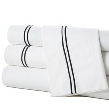 Grande Hotel Egyptian Cotton Percale Flat Sheet