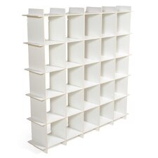 "58.3"" Cube Unit Bookcase"