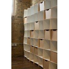 "79.3"" Cube Unit Bookcase"