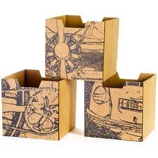 Vehicle Decorative Storage Box