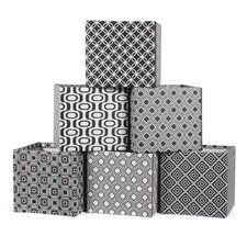 6 Piece Modern Storage Box Set