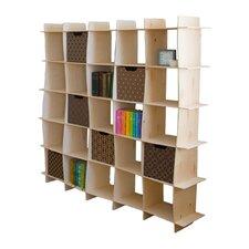 "58"" Cube Unit Bookcase"