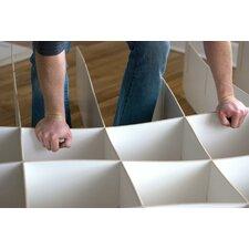 "58.3"" Cube Unit Bookcase"