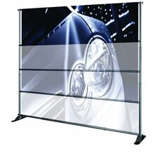 Grand Format Banner Stands Snap-On Cross Bar Kit for BN Series