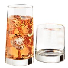 Cabos 16 Piece Glass Set