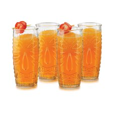Perfect 20 Oz. Tiki Glass (Set of 4)