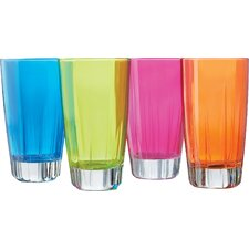 16 Oz. Beverage Glass (Set of 4)