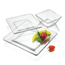 Tempo 12 Piece Dinnerware Set