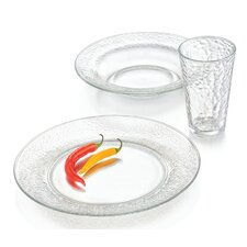 Frost 20 Piece Dinnerware Set