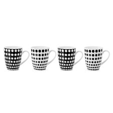 Speckle 12 oz. Cake Tin Mug (Set of 4)