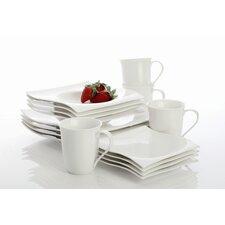 White Basics Motion Dinnerware Collection