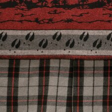 Moose Hollow Bed Skirt
