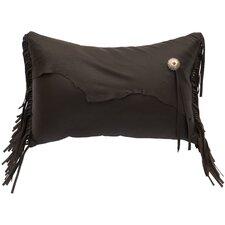 Yellowstone II Leather Lumbar Pillow