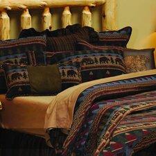 Cabin Bear Deluxe 7 Piece Bedding Set
