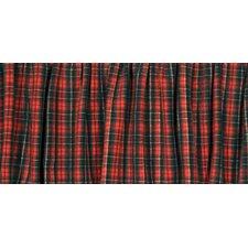 McWoods I Gathered Bed Skirt