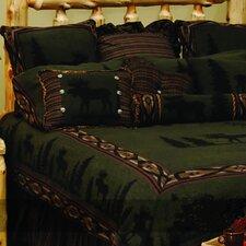 Moose I 4 Piece Bedding Set
