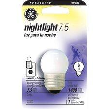 7.5W 120-Volt Light Bulb