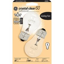 120-Volt Light Bulb (Pack of 2)