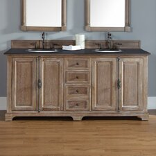"Providence 72"" Double Bathroom Vanity Set"