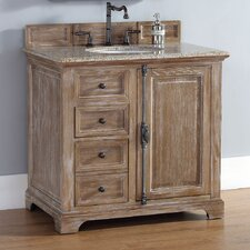"Providence 36"" Single Cabinet Vanity Base"