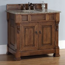 "Brookfield 35"" Single Cabinet Vanity Base"