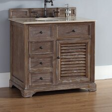 "Savannah 36"" Single Cabinet Vanity Base"
