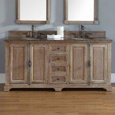"Providence 72"" Double Cabinet Vanity Base"