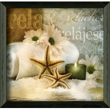 Relaxation I by Patricia Pinto Framed Graphic Art