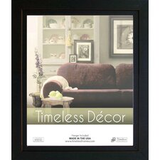 Studio Black Solid Wood Picture Frame