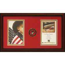 US Armed Forces American Moments Collage Photo Frame