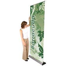 Barracuda Banner Stand