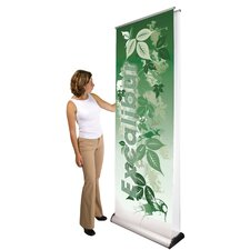 Double Sided Premium Excalibur Banner Stand