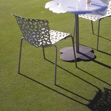 Café Topiary Stacking Dining Side Chair