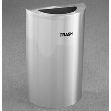 RecyclePro 14-Gal Single Stream Recycling Receptacle