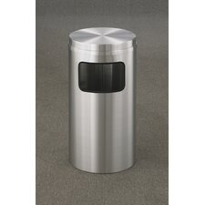 New Yorker 10-Gal Waste Receptacle Trash Can