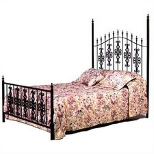 Gothic Panel Bed