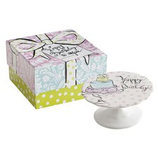 Happy Birthday Cup Cake Stand