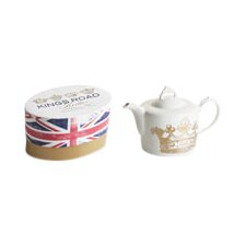 Kings Road Redux 1.25-qt. Teapot