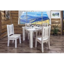 Homestead 4 Post Square Dining Table
