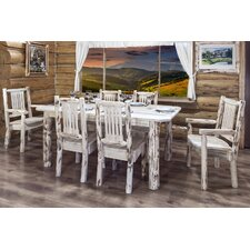 Montana 4 Post Dining Table